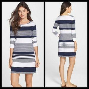 {LILLY•PULITZER} Striped Marlowe T-Shirt Dress